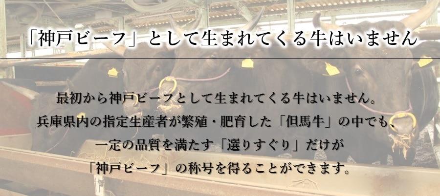 神戸ビーフ説明